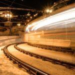 Cesty, mosty, železnice